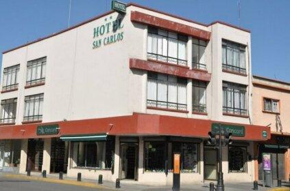 Hotel San Carlos Irapuato