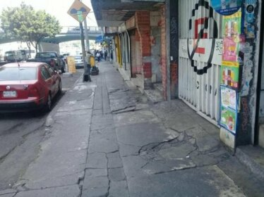 Apartamento en colonia tacubaya