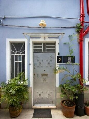 Casa Azul for groups since 4 till 30 persons