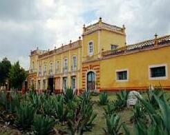 Hacienda San Miguel Ometusco Mexico City