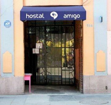 Hostal Amigo Mexico City