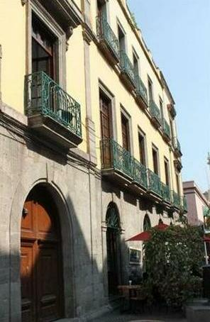 Hostal Regina Down Town Mexico City