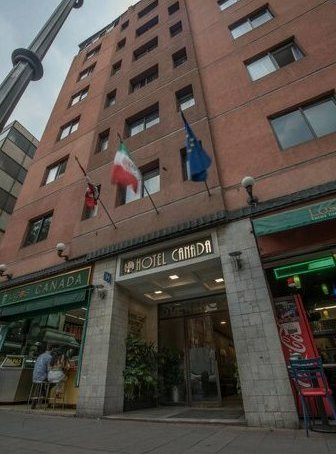 Hotel Canada Mexico City