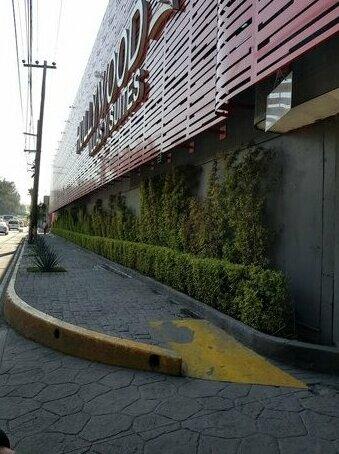 Hotel Hollywood Mexico City