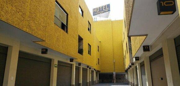 Hotel Modelo Mexico City