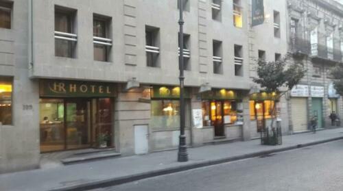 Hotel Roble Mexico City