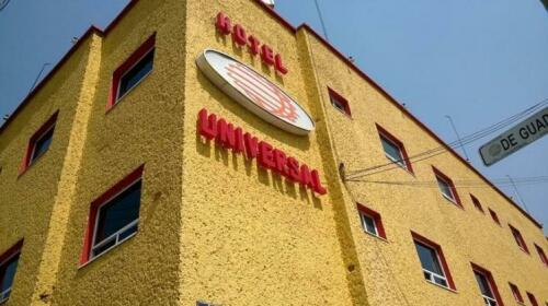 Hotel Universal Mexico City
