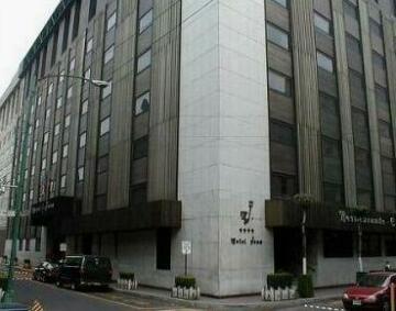 Jena Hotel Mexico City