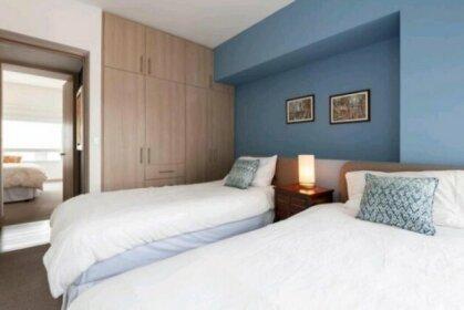 Parque Sur Beautiful apartment 2parking/2BR/2BA