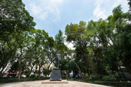 Sophisticated Park Venue Apartment Near Polanco Nadal 101