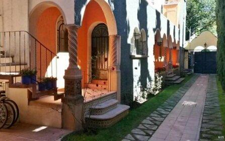 Villa Alfonsina Mexico City