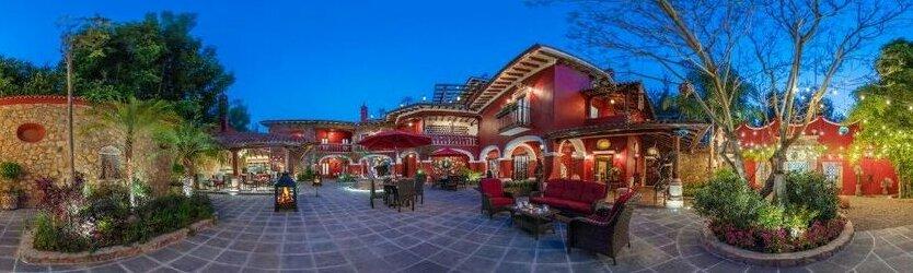 Hotel Boutique Casa Colorada