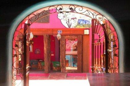La Casa Rosada San Luis Potosi
