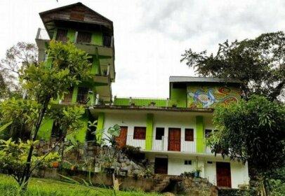 Hotel Casa Verde Xilitla