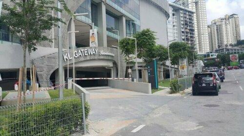KL Gateway budget studio