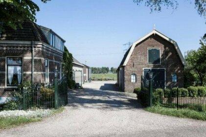 Spacious apartment 'Polderzicht' nearby Amsterdam