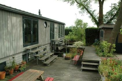 A373 B&B Private Studio On A Houseboat Amsterdam
