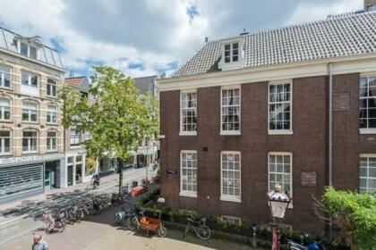 Amsterdam Center View