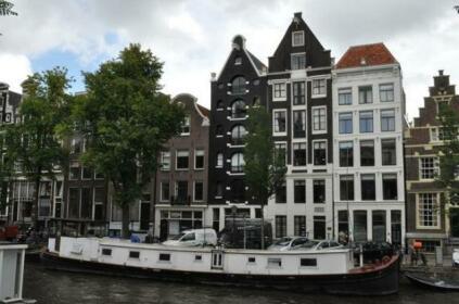 Amsterdam City Center Houseboat