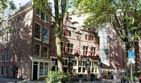 Amsterdam city centre - Dam Square area