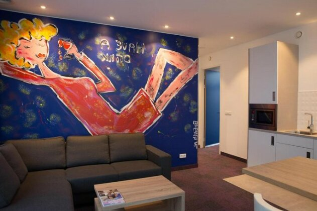 Art Apartment by WestCord - Photo2