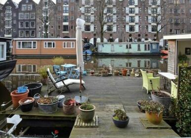 Brouwersgracht II Houseboat