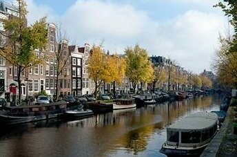 Canal Belt apartments - Jordaan area