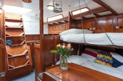 Classic Sail Yacht