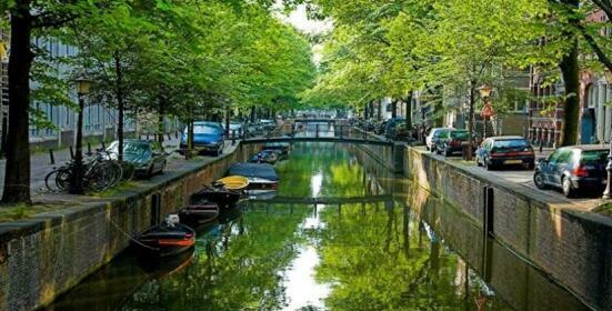 Cloud9 Studio Apartment Amsterdam