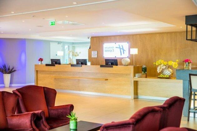 Holiday Inn Express Amsterdam - Sloterdijk Station- Photo3