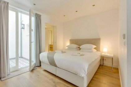 Luxurious Studio Jordaan Couple Getaway