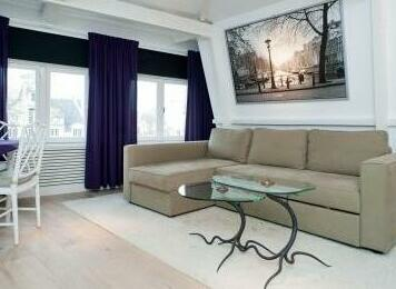 Luxury Canal suite Amsterdam