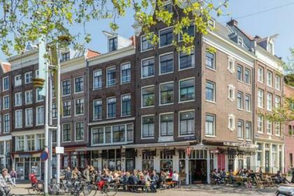 Nieuwmarkt Waag apartments