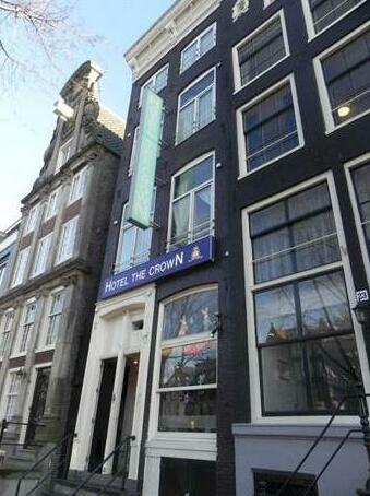 Parkwood Hotel Burgwallen-Oude Zijde Amsterdam