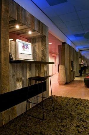 Qbic Hotel WTC Amsterdam- Photo5