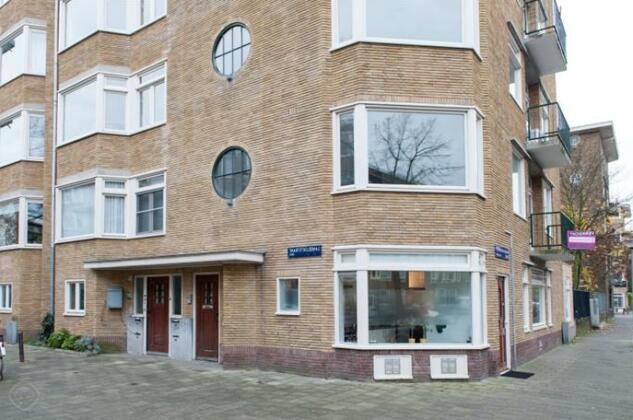 Thailand apartment Amsterdam