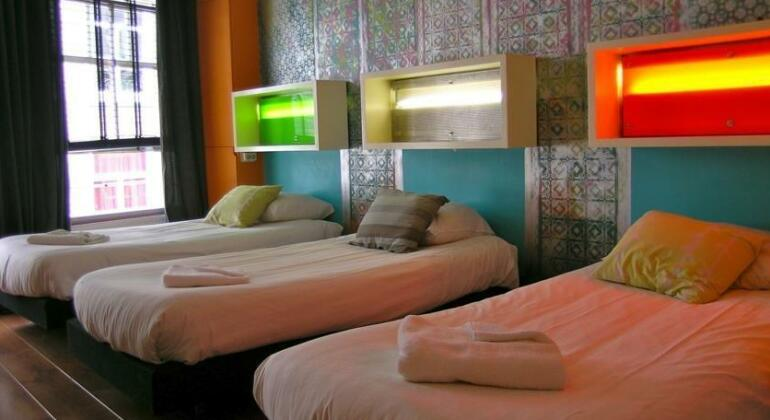 The Greenhouse Effect Hotel Amsterdam- Photo3
