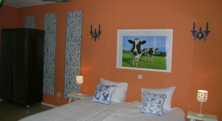 The Greenhouse Effect Hotel Amsterdam- Photo5