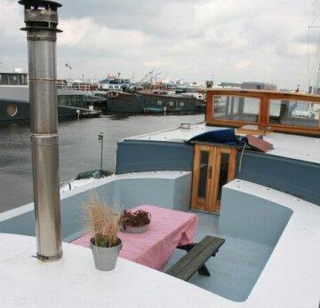 Van Diemenkade Houseboat Amsterdam A315