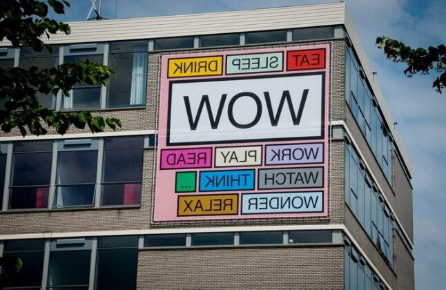 WOW Amsterdam Hostel - Photo2