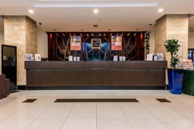 XO Hotels Blue Tower- Photo2