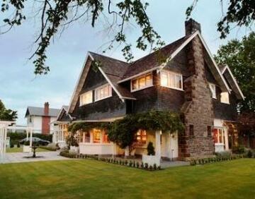 Elm Tree House Christchurch