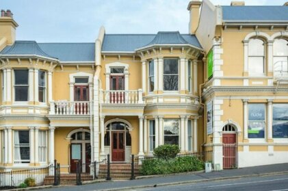 The Stuart Street Terraced House