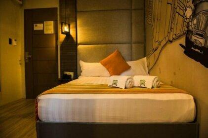 Dy Viajero Transient Hotel