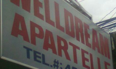 Welldream Apartelle