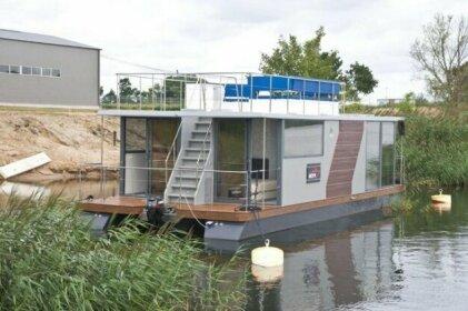 Houseboat Gdansk