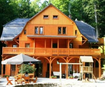 Pensjonat Alpejski Dwor