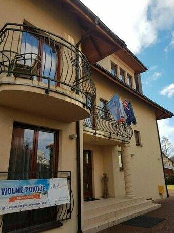 Villa Amber Miedzywodzie