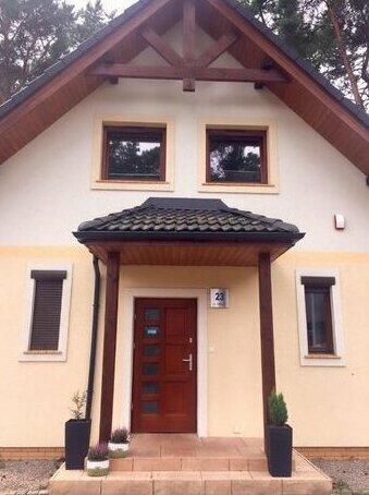 Villa Zlote Wydmy