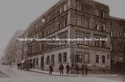 Villa la Val Apartamenty Walbrzych